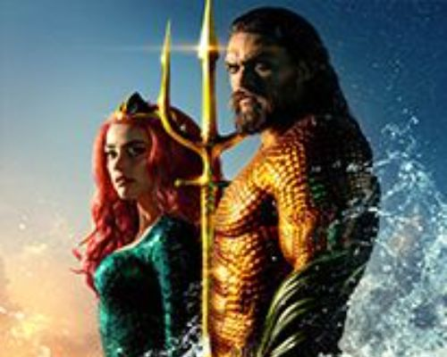 More Info for Aquaman (PG-13)