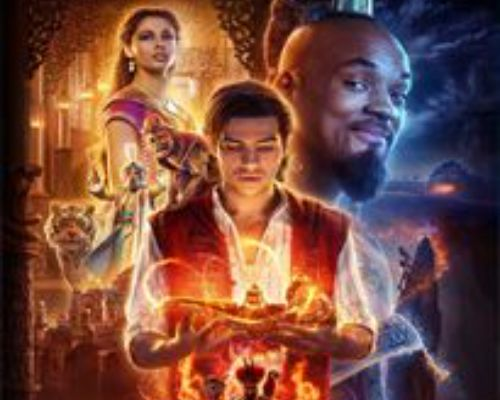 More Info for Aladdin (PG)