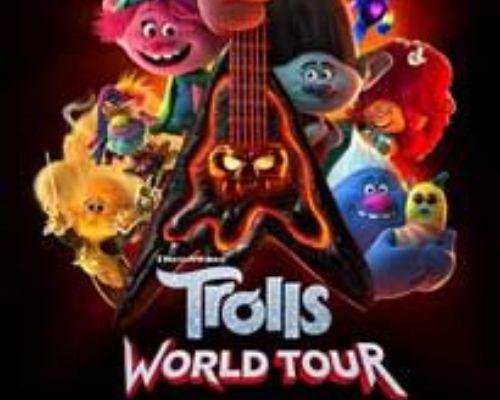 More Info for Trolls World Tour (PG)