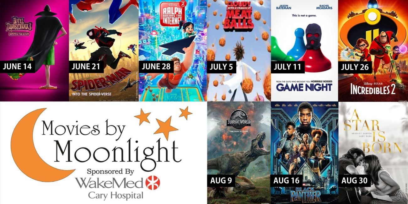 More Info for Movies by Moonlight Series Returns to Booth Amphitheatre
