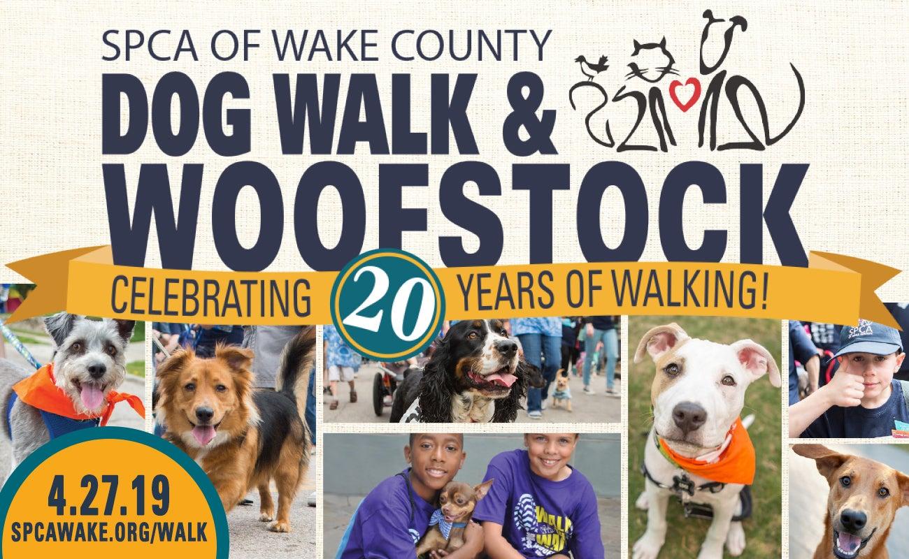 Dog Walk & Woofstock