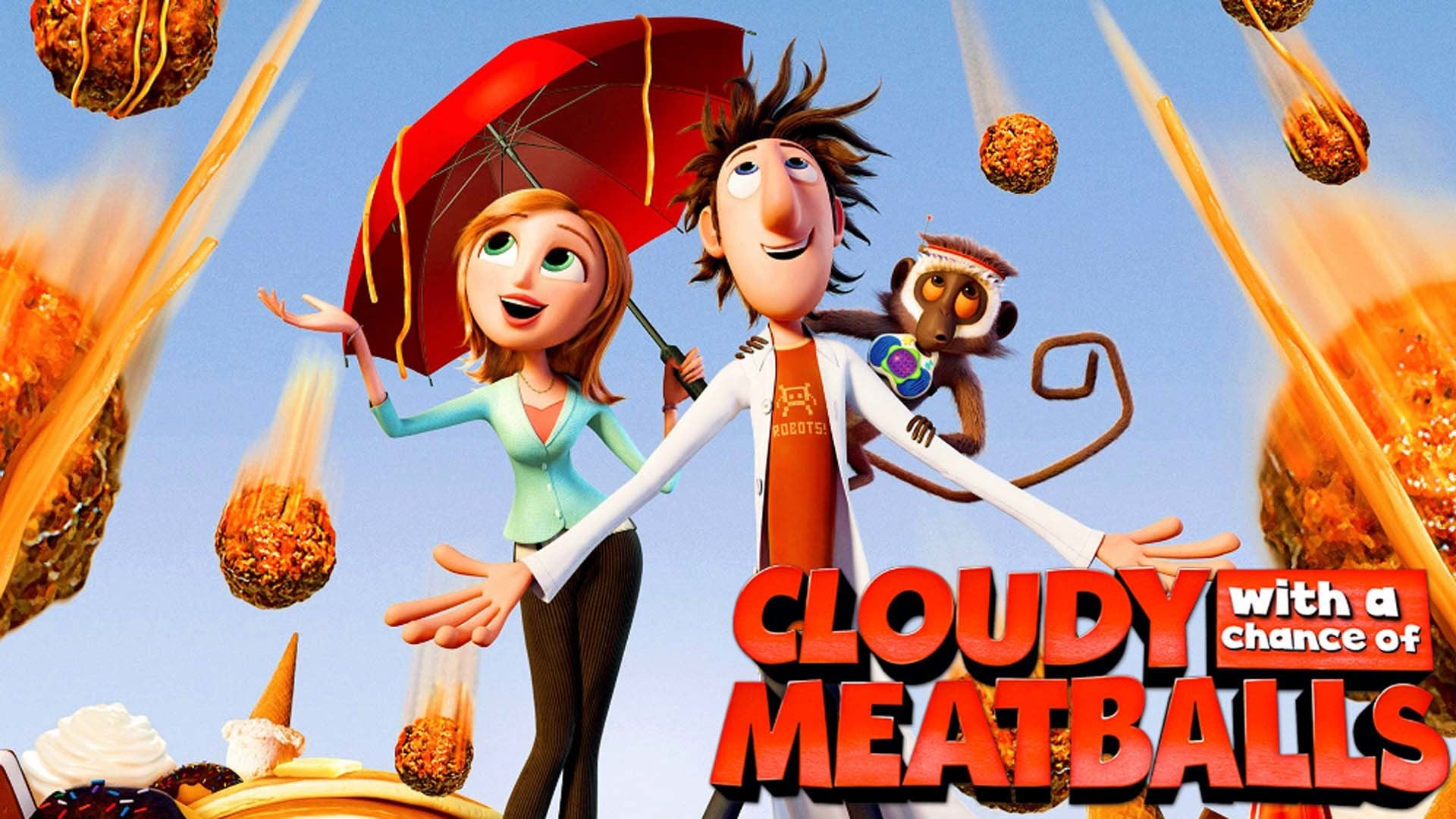 Cloudy with a Chance of Meatballs (PG)