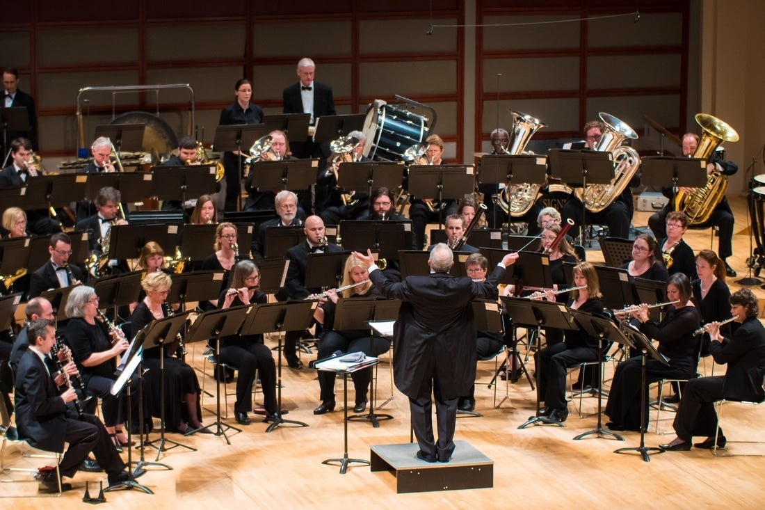 RESCHEDULED TBA: Triangle Wind Ensemble