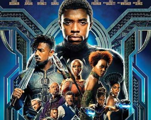 More Info for Black Panther (PG-13)