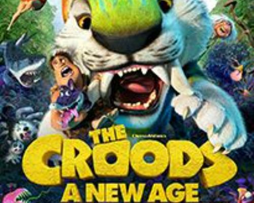 More Info for The Croods: A New Age (PG)