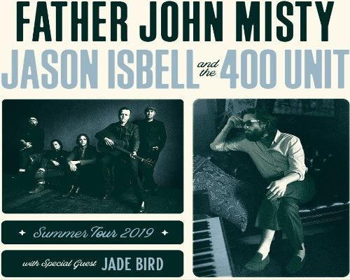 More Info for Father John Misty & Jason Isbell and the 400 Unit