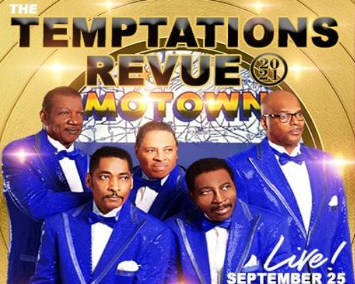 More Info for The Temptations Revue