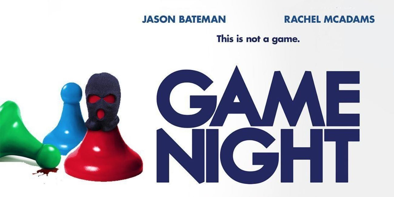 Game Night (R)