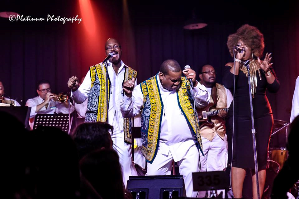 In Gratitude: A Tribute to Earth, Wind and Fire & Motown Soul and more