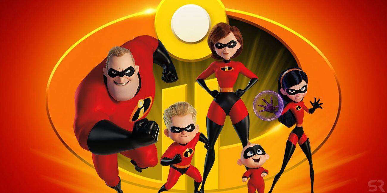 Incredibles 2 (PG)