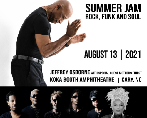 More Info for SUMMER JAM Rock, Funk and Soul