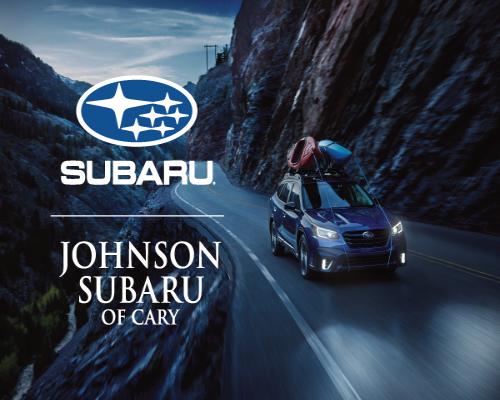 Johnson Subaru of Cary Ad.png