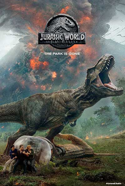 More Info for Jurassic World (PG-13)