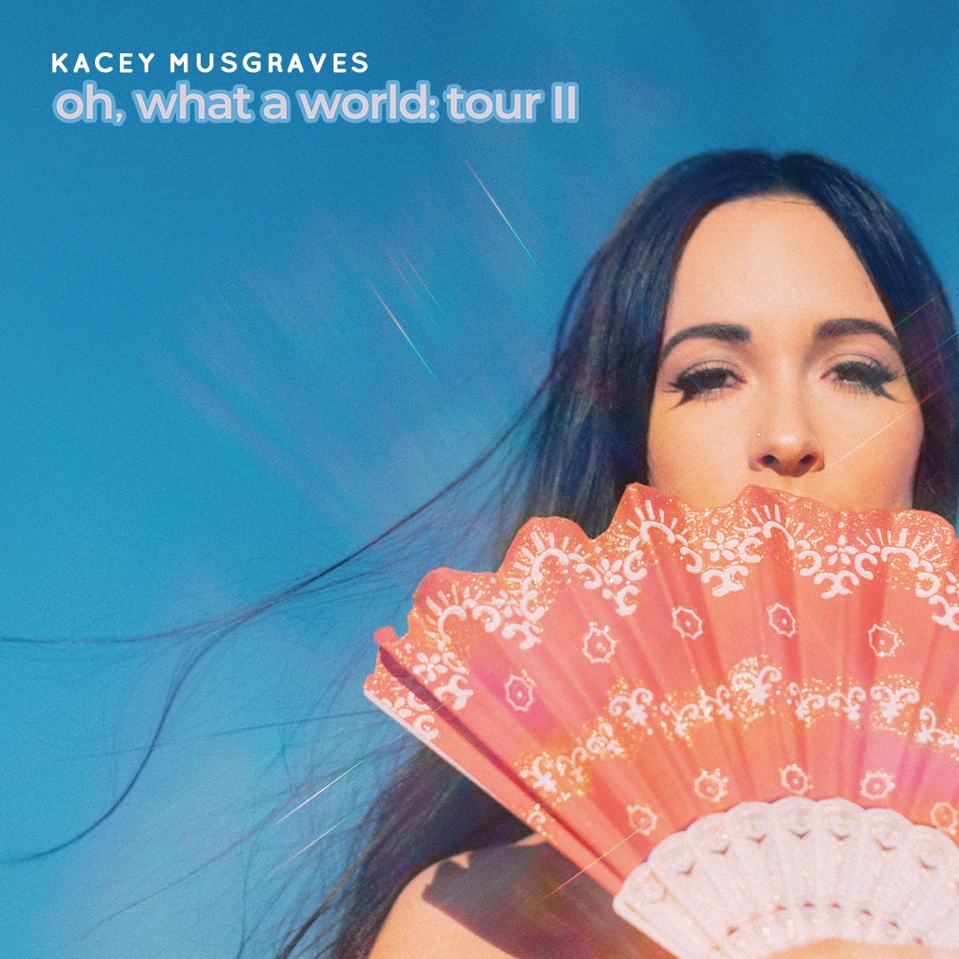 More Info for Kacey Musgraves OH, WHAT A WORLD: TOUR