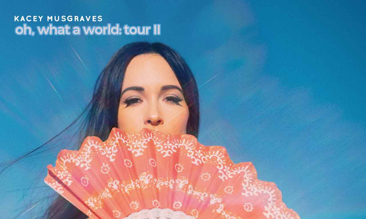 Kacey Musgraves: Oh, What a World: Tour II with special guest Weyes Blood