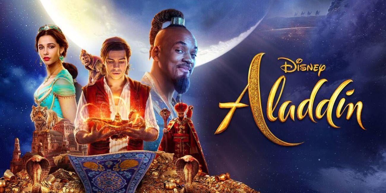 Aladdin (PG)