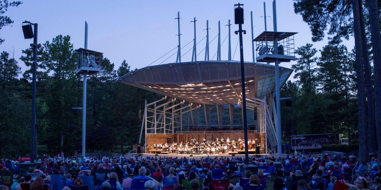 CANCELLED: NC Symphony: Classics Under the Stars