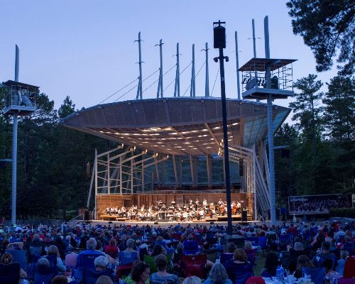 More Info for NC Symphony: Classics Under the Stars