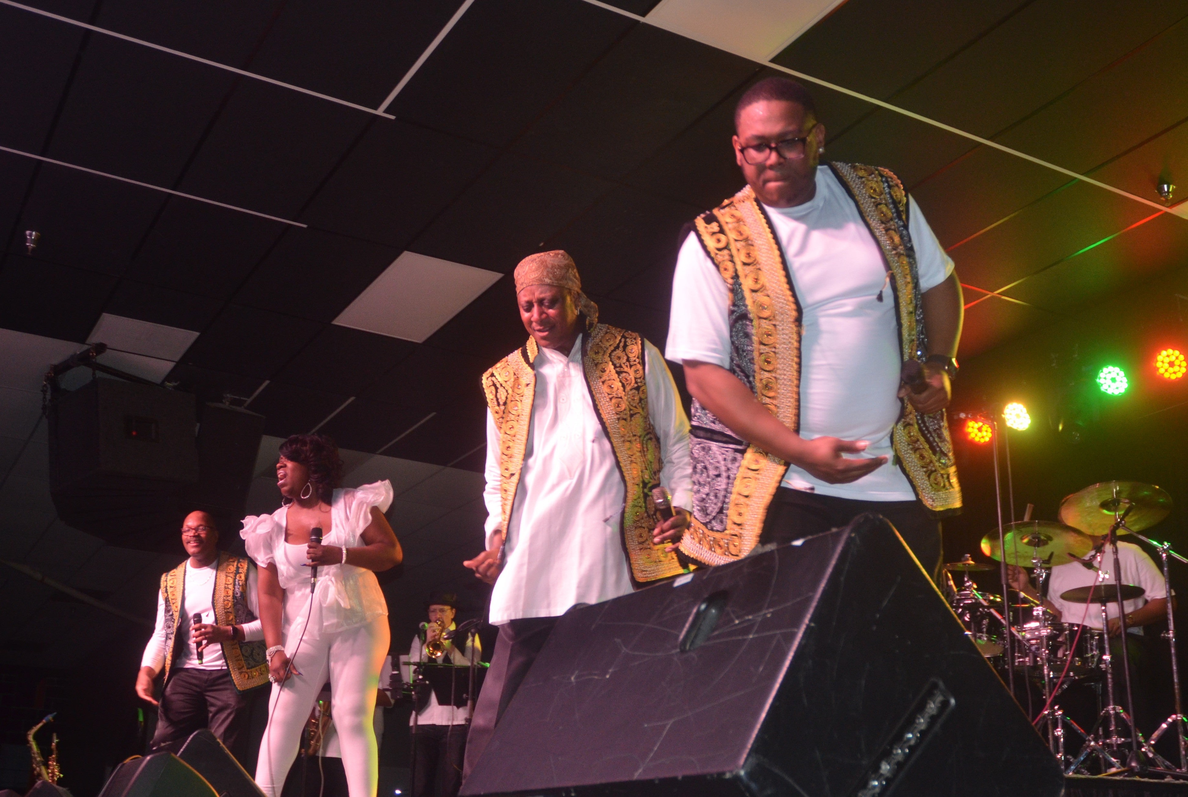 More Info for In Gratitude: A Tribute to Earth, Wind and Fire & Motown Soul and more