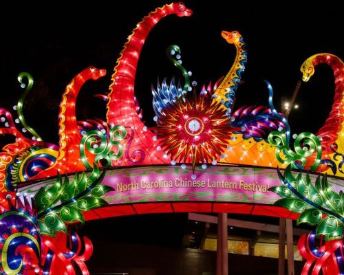 ABC11: Chinese Lantern Festival Returns to Wake County