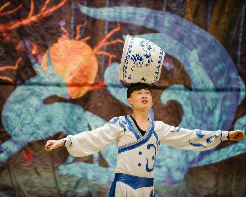More Info for WRAL: NC Chinese Lantern Festival Brings Holiday Lights to Cary