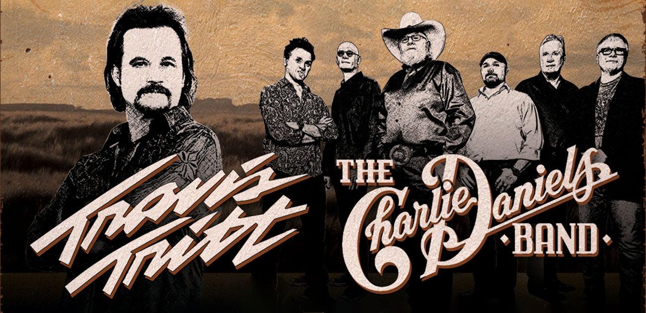 Outlaws & Renegades Tour: Travis Tritt & Charlie Daniels Band