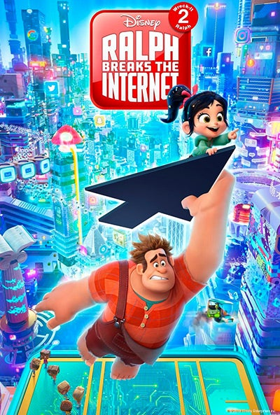 More Info for Ralph Breaks the Internet (PG)