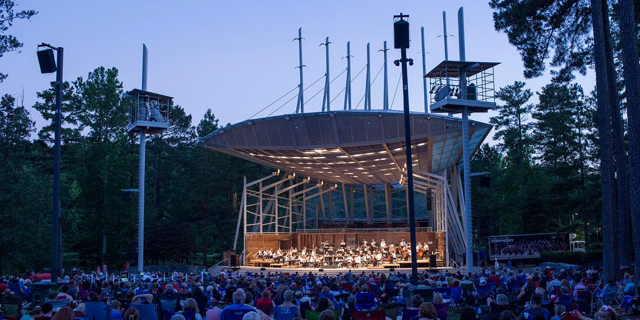 """NC Symphony Presents: Symphonie Fantastique and """"Play with the Pros"""""""