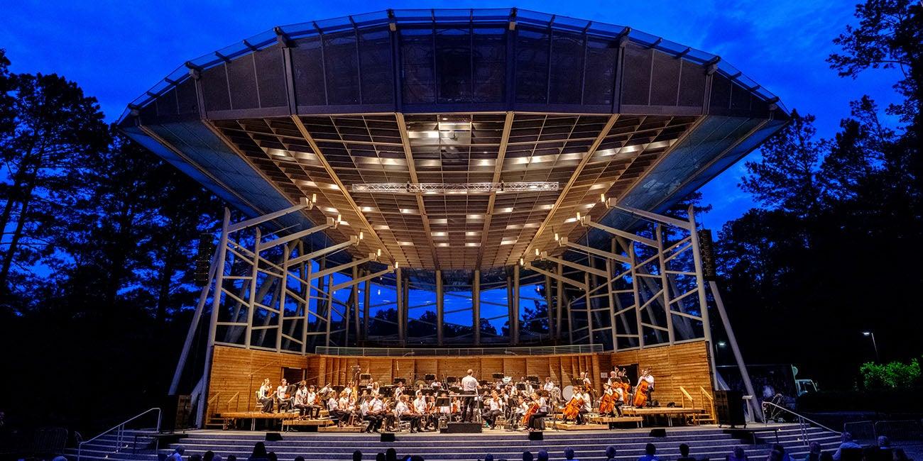 NC Symphony Presents: Classics Under the Stars