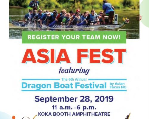 More Info for Asia Fest