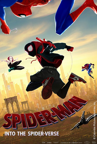 More Info for Spider Man into the Spider-Verse (PG)