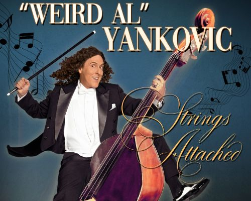 "More Info for ""Weird Al"" Yankovic The Strings Attached Tour"