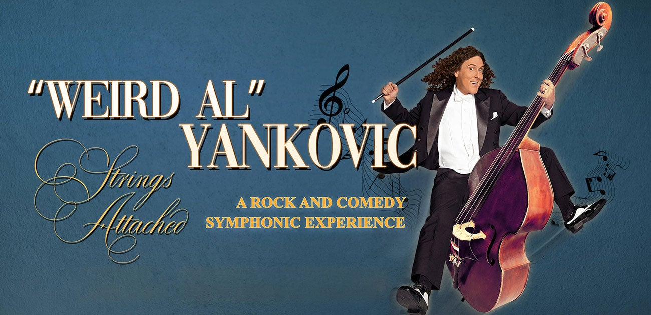 """Weird Al"" Yankovic The Strings Attached Tour"