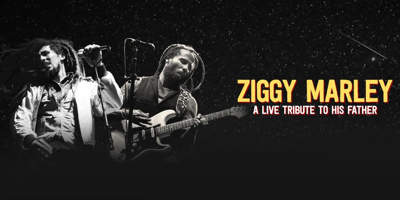 Ziggy Marley - A Live Tribute to His Father