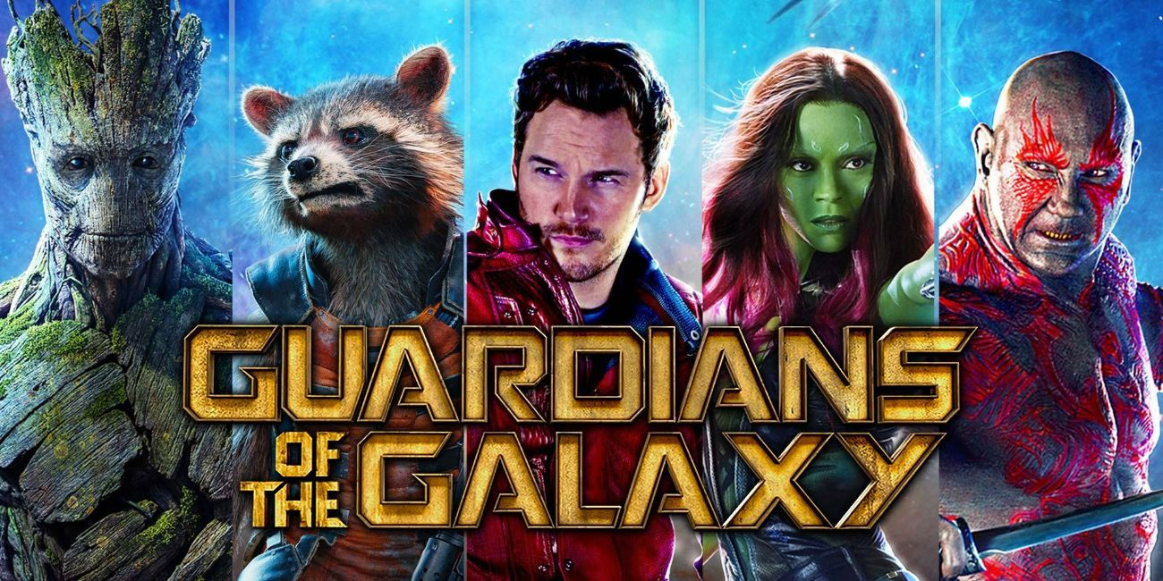 Guardians of the Galaxy (PG13)