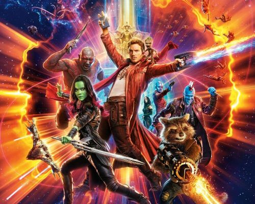 More Info for Guardians of the Galaxy (PG13)