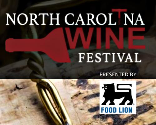 More Info for NC Wine Festival