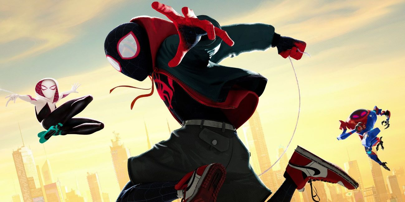 Spider Man into the Spider-Verse (PG)