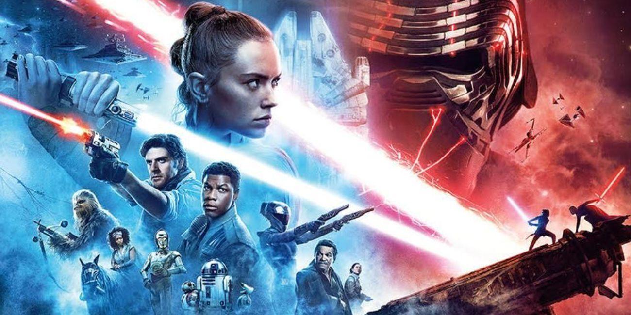 Star Wars: The Rise of Skywalker (PG13)